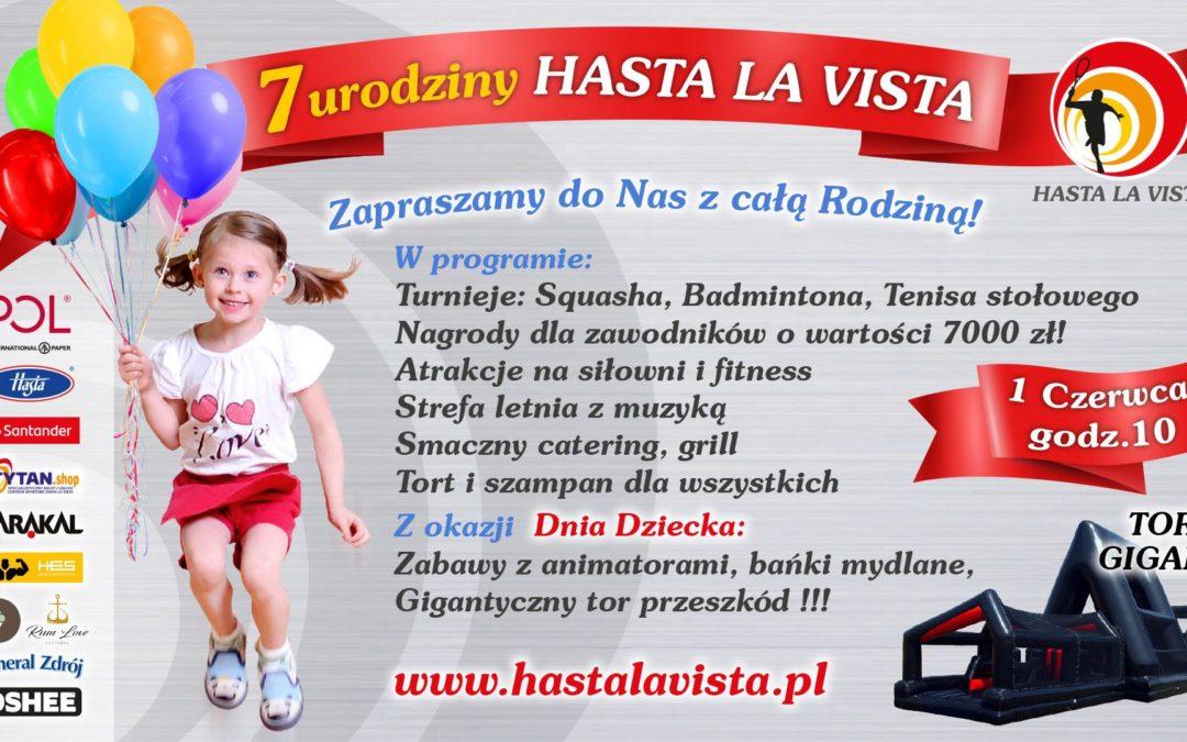 Spędź Dzień Dziecka w Hasta La Vista :) My będziemy!