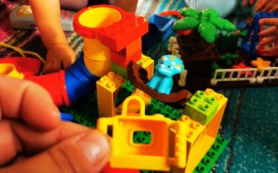 Czy dinozaury lubią LEGO®?