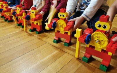 ZAPISY na Warsztaty Kreatywne Klocki LEGO